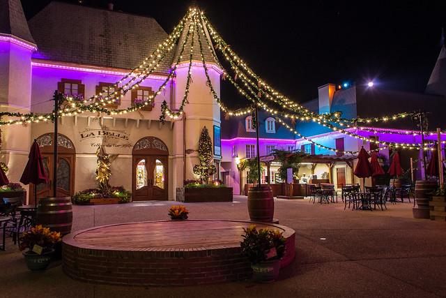 Busch Garden Williamsburg Illuminights France Flickr Photo Sharing