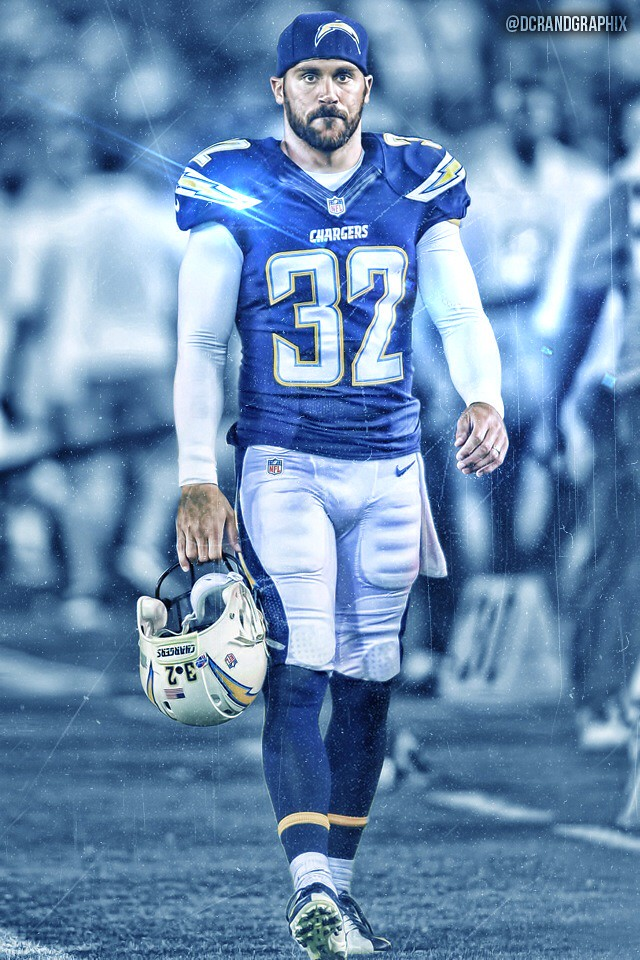 Eric Weddle Wallpaper A Wallpaper Of Eric Weddle