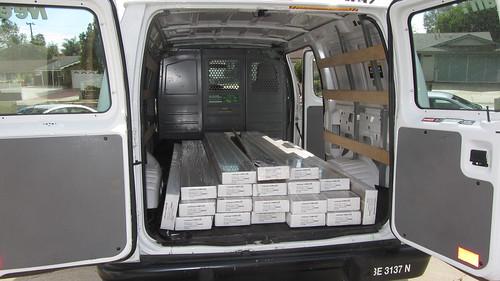 u-haul cargo vans