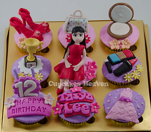 Cupcake Ideas For Birthday Girl : birthday cupcakes for teenage girl Jakarta Bandung Indones ...