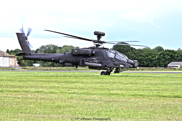 Apache Longbow Attack HelicopterApache Longbow Helicopter
