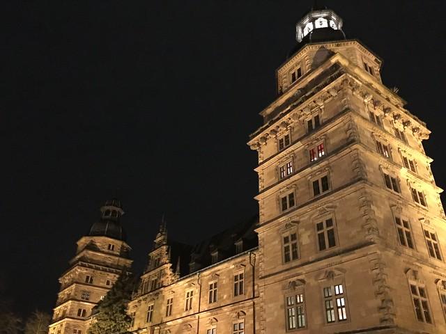 Castillo de Aschaffenburg (Alemania)