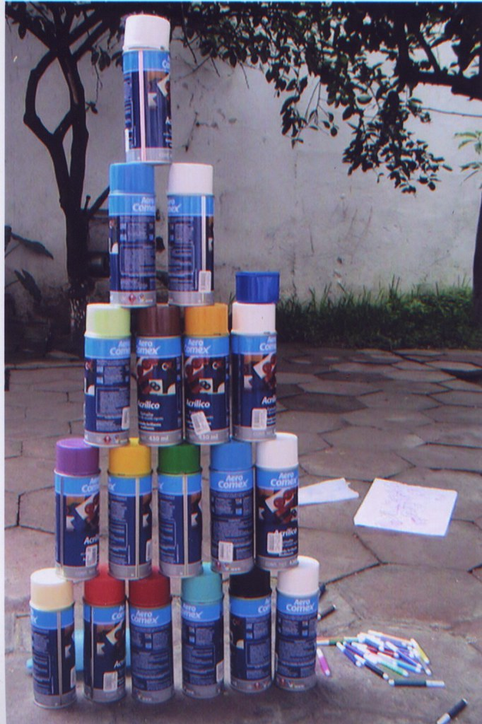 In  Spray Paint
