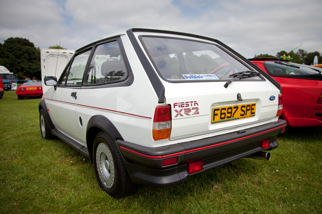 Ford >> Ford Fiesta XR2 | 1988 Ford Fiesta XR2 - F697 SPE - seen at … | Flickr