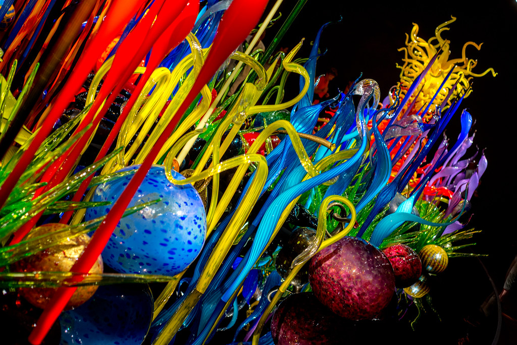 Chihuly Garden And Glass Museum Images