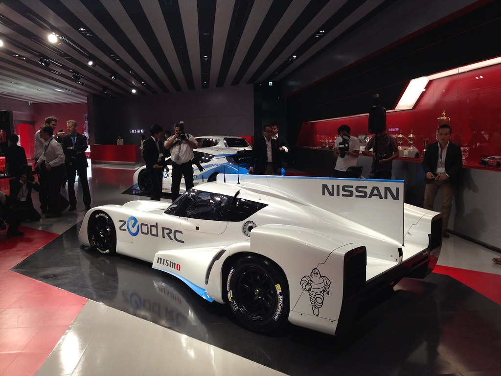 Nissan zeod rc nissan motor co ltd flickr for Nissan motor co ltd