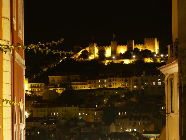 Vistas desde Calcçada do Duque (Lisboa)