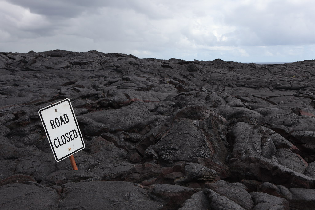 Lava Flow, Hawaii Volcanoes National Park