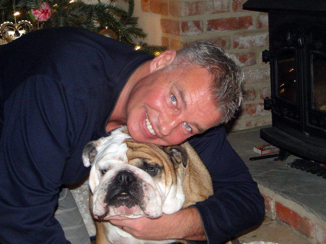 Larry Franks And Scruncher The Missing English Bull Dog