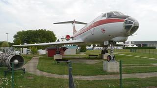 Interflug Tu-134