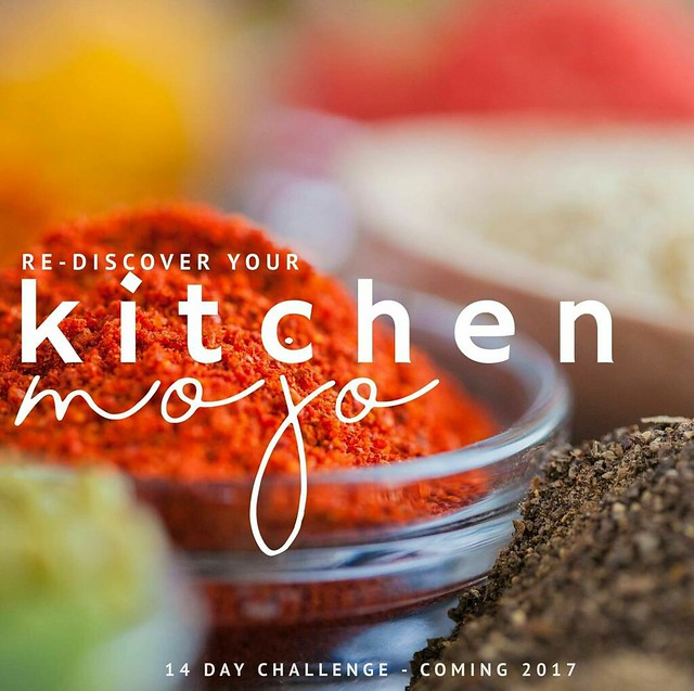 Cooker and a Looker re-disover your kitchen mojo in 2017 challenge