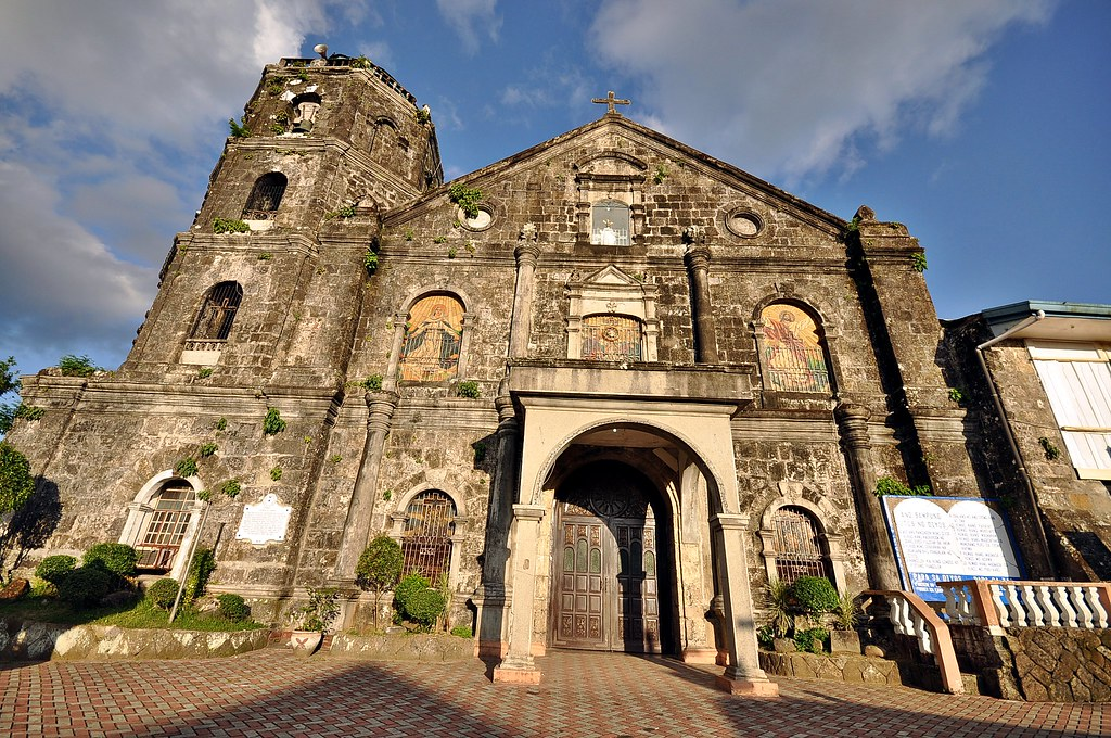 Cavinti Church Laguna This Is The Quot Transfiguration Of