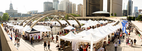 52nd Toronto Outdoor Art Exhibition