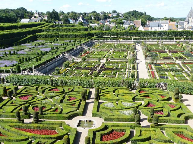 Jardin ch teau villandry 07 flickr photo sharing for Jardin villandry