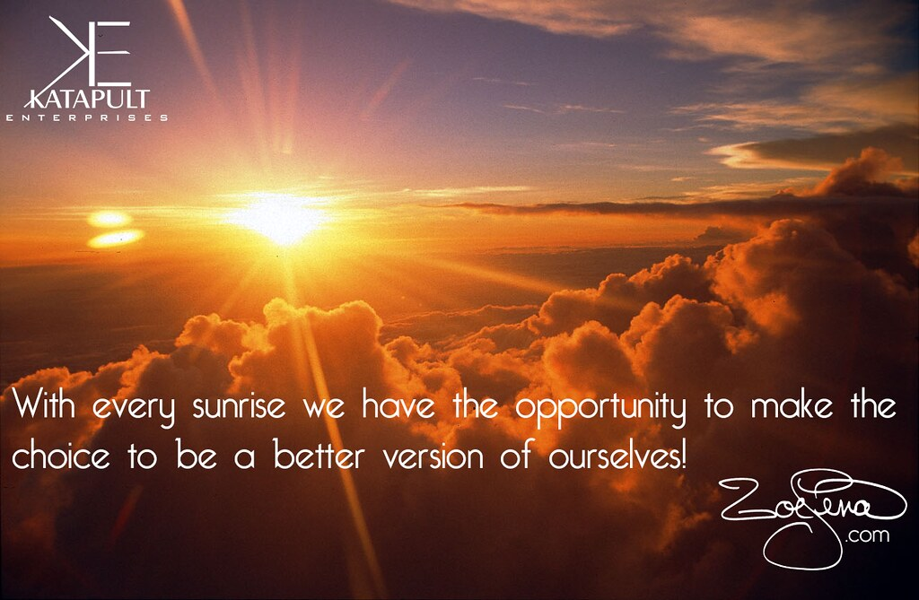 Quotes about sunrise