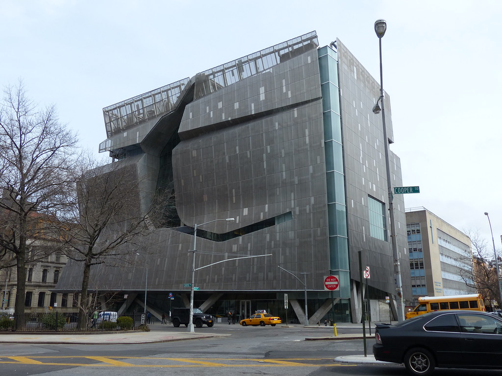 Cooper Union Building Design