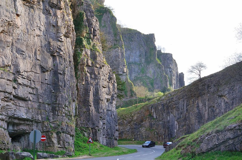 Cheddar Gorge Cycling