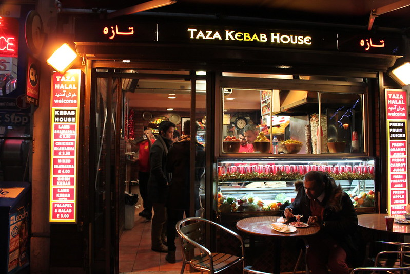 The Taza Kebab House-17度C倫敦美食 (25)