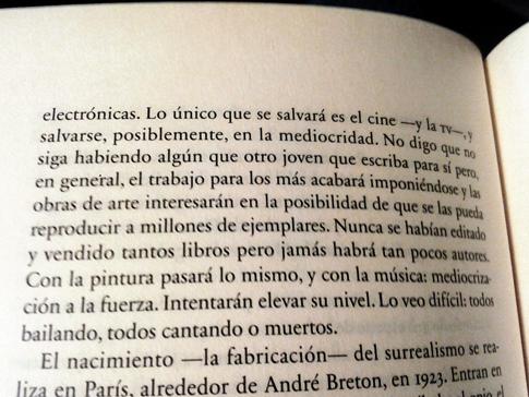 16k29 Cita Max Aub Libro Buñuel Uti 485