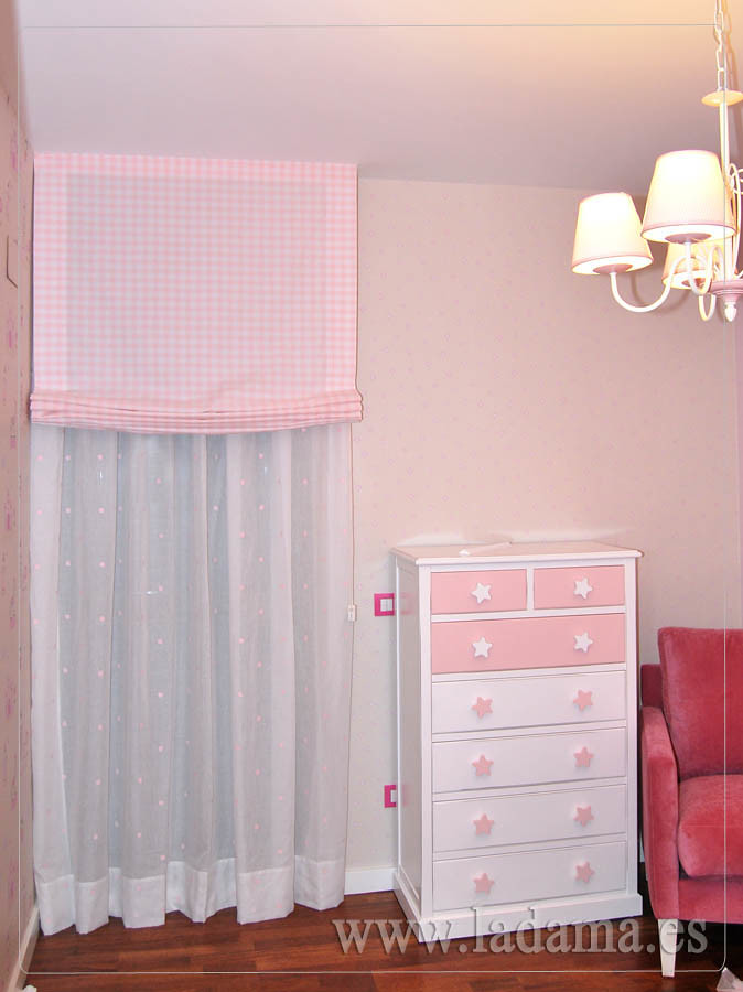 Decorar Estor Infantil