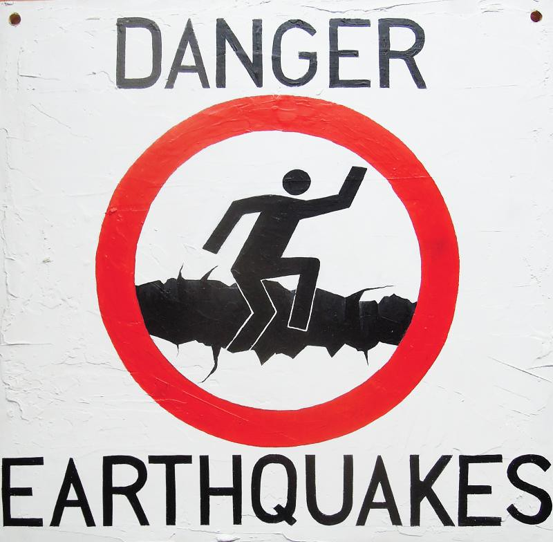 Earthquakes Andy Maguire Flickr