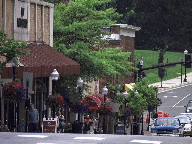 Blacksburg Virginia Happiest Small Towns