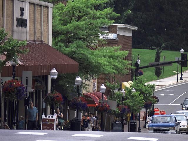 Blacksburg Virginia Happiest Small Towns