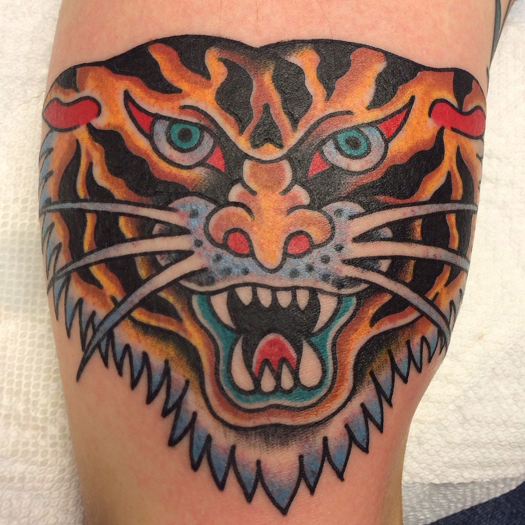 the gallery for gt traditional japanese tiger flash