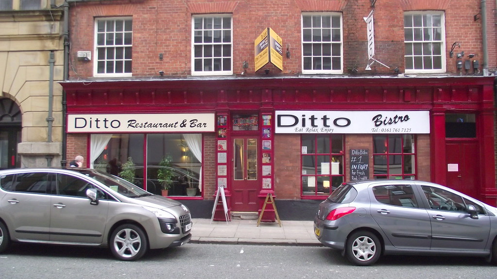 Restaurant In Broad St Chester