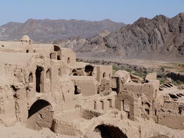 Kharanaq (Irán)