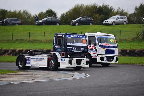 John Powell, Ford Cargo 11000, British Truck Racing Championship, Pembrey 2016