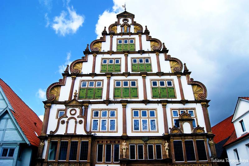 Hexenbürgermeisterhaus - фасад