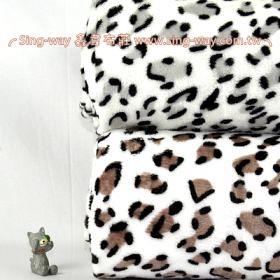 【限宅配】 動物紋 豹紋 法蘭絨 寢具 衣物 嬰兒毛毯肚圍背心 冷氣毯 睡衣睡袍 玩偶 LC1490003