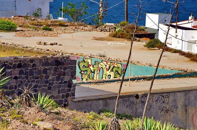 Andalousie san jos 116 une piscine abandonn e flickr for Piscine abandonnee