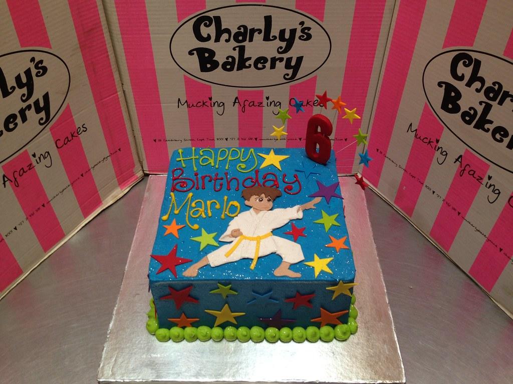 Birthday Cake Charly