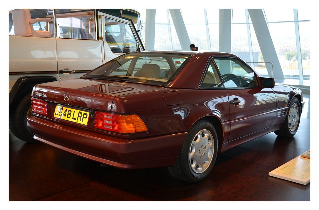 "MERCEDES BENZ 500 SL ""Lady DIANA"" | MERCEDES BENZ Muséum ..."