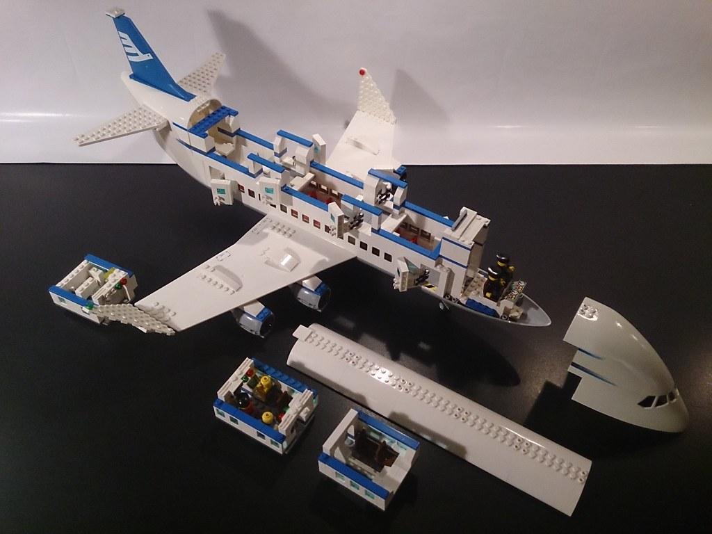 lego a380  assembly 1 14
