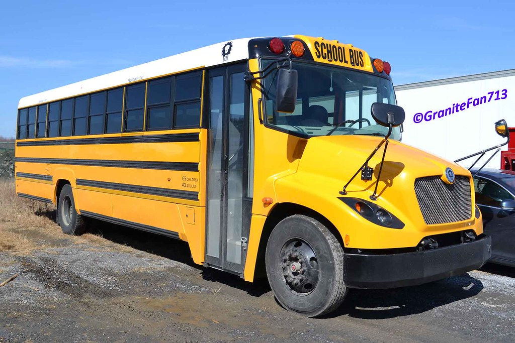 Tag: Lion Bus Inc. - School Bus Fleet