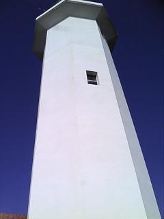 野島崎灯台で遅れ気味