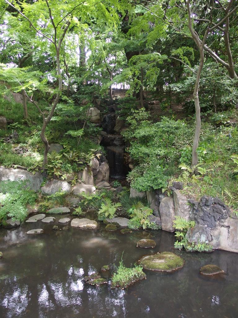 Traditional Japanese Garden @ Kyu Furukawa Garden