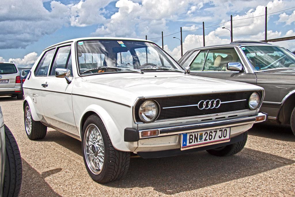 AUDI 50 LS 1975 (7089)   Manufacturer: Audi NSU Auto Union ...