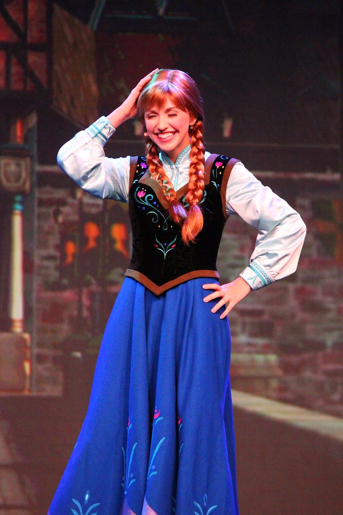 Frozen Summer Fun LIVE At Disneys Hollywood Studios Flickr
