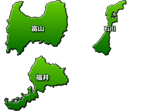 hokuriku-map