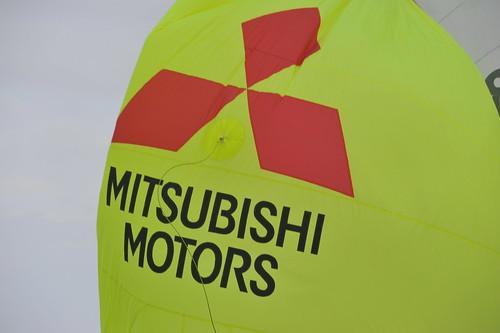 DLFF Mitsubishi Motors sail 2016
