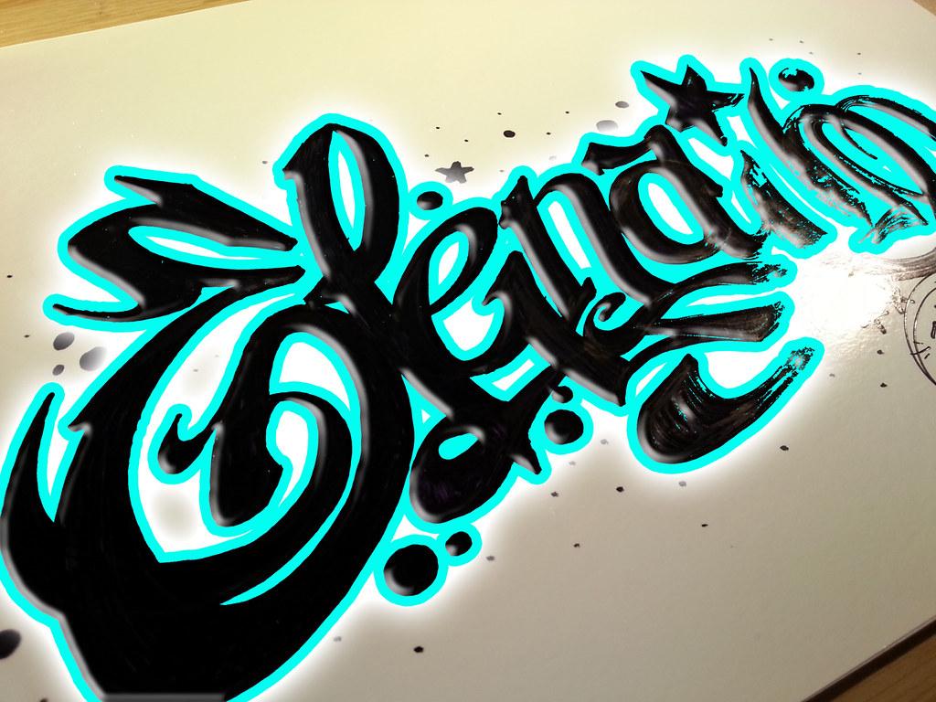 Letras de graffiti dise os de tatuajes nombres videos for Disenos de literas