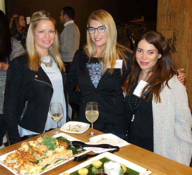 Shanny, Raymi and Karen Nussbaum