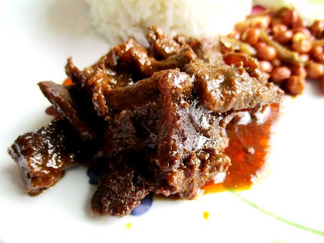 Jiali masak hitam beef