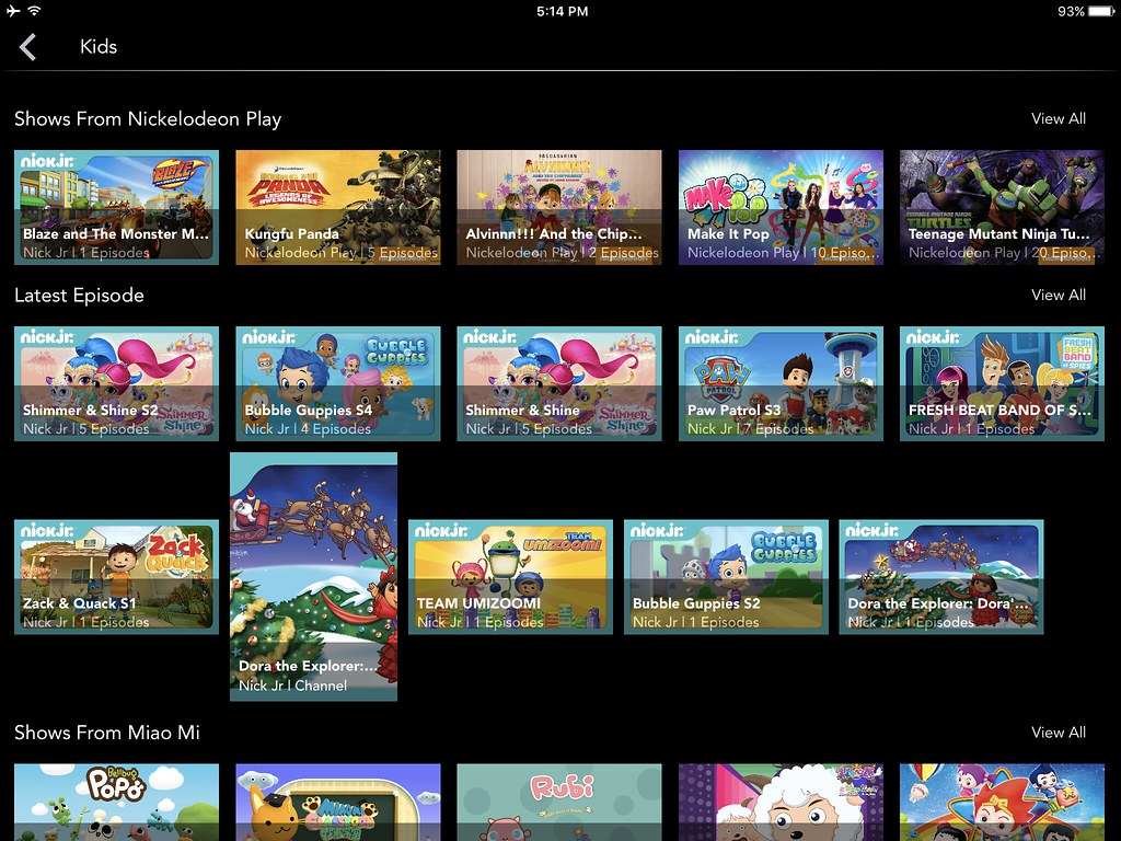 Fun Day Out with Singtel Cast app and Nickelodeon Play - The