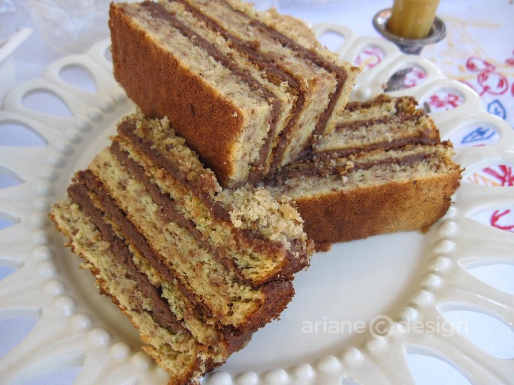 Serbian Chocolate Cake
