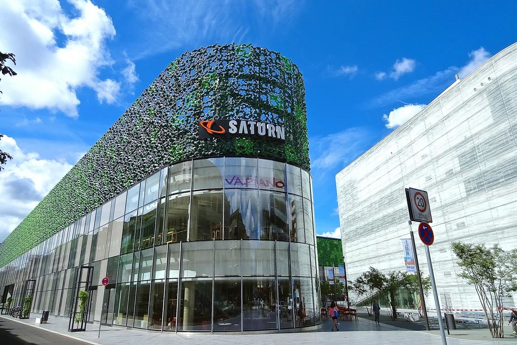 shopping mall forum mittelrhein koblenz germany benthem flickr. Black Bedroom Furniture Sets. Home Design Ideas